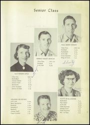 Page 15, 1954 Edition, Allen High School - Eagle Yearbook (Allen, TX) online yearbook collection