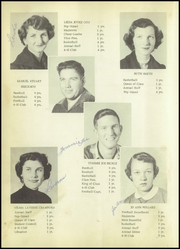 Page 16, 1954 Edition, Allen High School - Eagle Yearbook (Allen, TX) online yearbook collection
