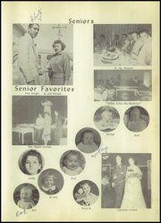 Page 17, 1954 Edition, Allen High School - Eagle Yearbook (Allen, TX) online yearbook collection