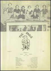 Page 7, 1954 Edition, Allen High School - Eagle Yearbook (Allen, TX) online yearbook collection