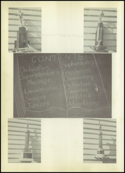 Page 8, 1954 Edition, Allen High School - Eagle Yearbook (Allen, TX) online yearbook collection