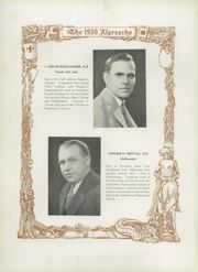 Page 16, 1930 Edition, Allen High School - People Yearbook (Allentown, PA) online yearbook collection