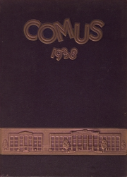 Allen High School - People Yearbook (Allentown, PA) online yearbook collection, 1938 Edition, Cover