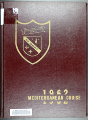 Allen M Sumner (DD 692) - Naval Cruise Book online yearbook collection, 1962 Edition, Cover