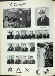 Page 13, 1962 Edition, Allen M Sumner (DD 692) - Naval Cruise Book online yearbook collection