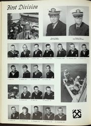 Page 15, 1962 Edition, Allen M Sumner (DD 692) - Naval Cruise Book online yearbook collection