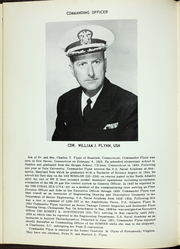 Page 7, 1962 Edition, Allen M Sumner (DD 692) - Naval Cruise Book online yearbook collection