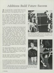 Page 12, 1987 Edition, Alliance High School - Bulldog Yearbook (Alliance, NE) online yearbook collection