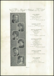 Page 16, 1926 Edition, Alliance High School - Chronicle Yearbook (Alliance, OH) online yearbook collection