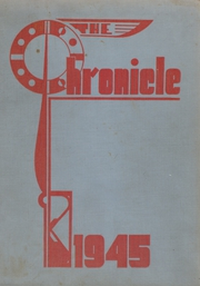 Alliance High School - Chronicle Yearbook (Alliance, OH) online yearbook collection, 1945 Edition, Cover