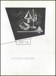 Page 11, 1958 Edition, Alliance High School - Chronicle Yearbook (Alliance, OH) online yearbook collection