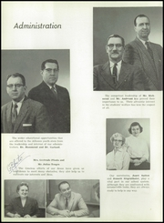 Page 12, 1958 Edition, Alliance High School - Chronicle Yearbook (Alliance, OH) online yearbook collection