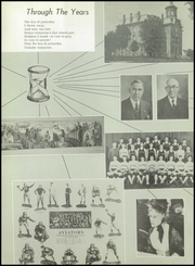 Page 8, 1958 Edition, Alliance High School - Chronicle Yearbook (Alliance, OH) online yearbook collection