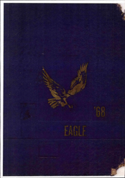 Allison Junior High School - Eagle Yearbook (Wichita, KS) online yearbook collection, 1968 Edition, Cover