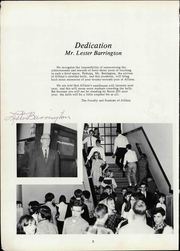 Page 8, 1968 Edition, Allison Junior High School - Eagle Yearbook (Wichita, KS) online yearbook collection