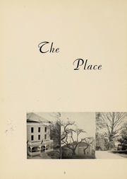 Page 10, 1939 Edition, Alma College - Scotsman Yearbook (Alma, MI) online yearbook collection