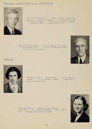 Page 16, 1939 Edition, Alma College - Scotsman Yearbook (Alma, MI) online yearbook collection