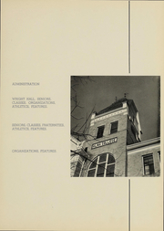 Page 9, 1939 Edition, Alma College - Scotsman Yearbook (Alma, MI) online yearbook collection