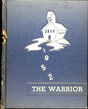Almo High School - Warrior Yearbook (Almo, KY) online yearbook collection, 1952 Edition, Cover