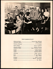 Page 15, 1952 Edition, Almo High School - Warrior Yearbook (Almo, KY) online yearbook collection