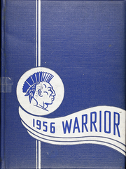 Almo High School - Warrior Yearbook (Almo, KY) online yearbook collection, 1956 Edition, Cover