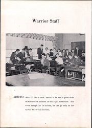 Page 10, 1956 Edition, Almo High School - Warrior Yearbook (Almo, KY) online yearbook collection