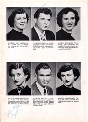 Page 12, 1956 Edition, Almo High School - Warrior Yearbook (Almo, KY) online yearbook collection