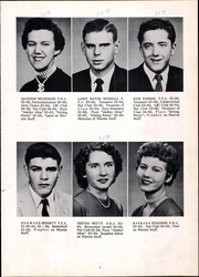 Page 13, 1956 Edition, Almo High School - Warrior Yearbook (Almo, KY) online yearbook collection