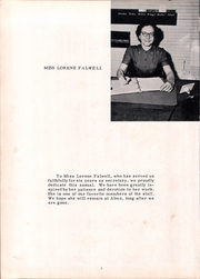 Page 6, 1956 Edition, Almo High School - Warrior Yearbook (Almo, KY) online yearbook collection