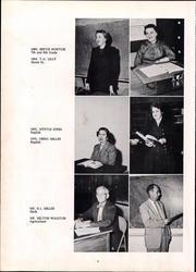 Page 8, 1956 Edition, Almo High School - Warrior Yearbook (Almo, KY) online yearbook collection