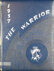 Almo High School - Warrior Yearbook (Almo, KY) online yearbook collection, 1957 Edition, Cover