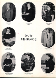 Page 10, 1957 Edition, Almo High School - Warrior Yearbook (Almo, KY) online yearbook collection