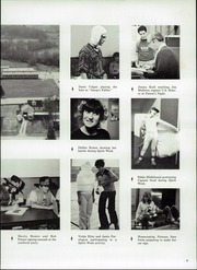 Page 13, 1981 Edition, Alsea High School - Wolverine Yearbook (Alsea, OR) online yearbook collection
