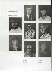 Page 6, 1981 Edition, Alsea High School - Wolverine Yearbook (Alsea, OR) online yearbook collection