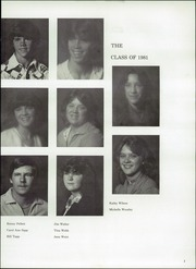 Page 7, 1981 Edition, Alsea High School - Wolverine Yearbook (Alsea, OR) online yearbook collection