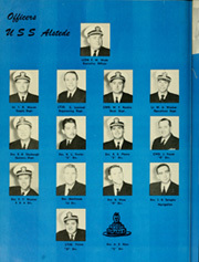 Page 12, 1957 Edition, Alstede (AF 48) - Naval Cruise Book online yearbook collection