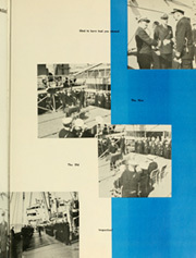 Page 9, 1957 Edition, Alstede (AF 48) - Naval Cruise Book online yearbook collection