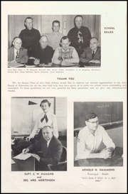 Page 10, 1954 Edition, Alta Community High School - Cyclone Yearbook (Alta, IA) online yearbook collection