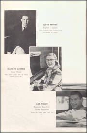 Page 12, 1954 Edition, Alta Community High School - Cyclone Yearbook (Alta, IA) online yearbook collection