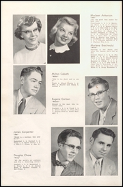 Page 16, 1954 Edition, Alta Community High School - Cyclone Yearbook (Alta, IA) online yearbook collection