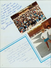 Page 8, 1985 Edition, Alta Loma Junior High School - Warrior Legend Yearbook (Alta Loma, CA) online yearbook collection