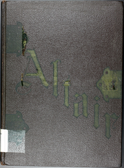 Altair (AKS 32) - Naval Cruise Book online yearbook collection, 1955 Edition, Cover