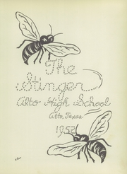 Page 7, 1952 Edition, Alto High School - Stinger Yearbook (Alto, TX) online yearbook collection