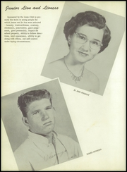 Alto High School - Stinger Yearbook (Alto, TX) online yearbook collection, 1957 Edition, Page 52 of 112