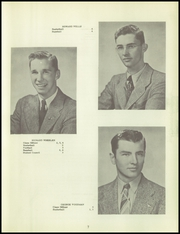 Page 11, 1949 Edition, Alton High School - Altonian Yearbook (Alton, NH) online yearbook collection