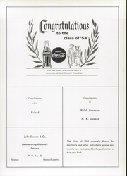 Alton High School - Altonian Yearbook (Alton, NH) online yearbook collection, 1954 Edition, Page 29 of 52