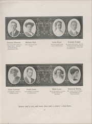 Alton High School - Tatler Yearbook (Alton, IL) online yearbook collection, 1912 Edition, Page 53 of 168