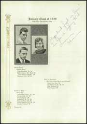 Alton High School - Tatler Yearbook (Alton, IL) online yearbook collection, 1929 Edition, Page 30
