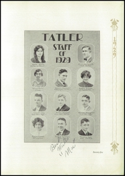 Alton High School - Tatler Yearbook (Alton, IL) online yearbook collection, 1929 Edition, Page 87