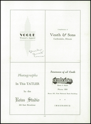 Alton High School - Tatler Yearbook (Alton, IL) online yearbook collection, 1939 Edition, Page 123